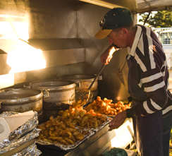 Norfolk Island Fish Fry