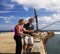 Fishing, Norfolk Island
